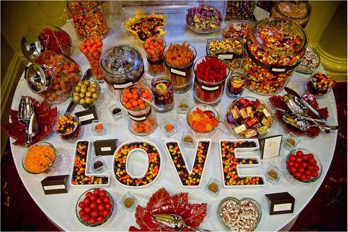 Wedding Buffet Table Activities Unusual Way To Get People Their Food