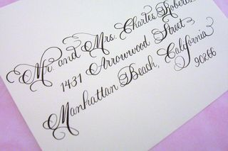 Platinum Flourish.- Calligraphy by Jennifer